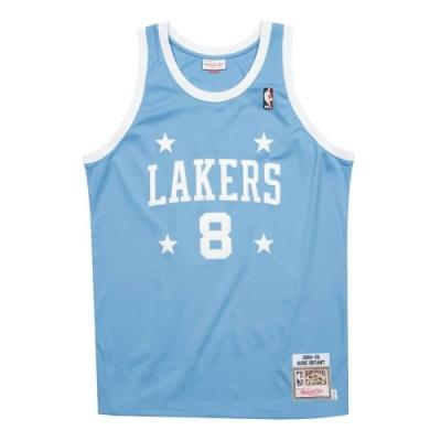 M&N Authentic球員版復古球衣 湖人隊 04-05 #8 Kobe Bryant