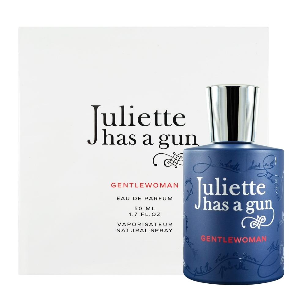 Juliette has a gun 帶槍茱麗葉 美女紳士 中性香水 淡香精 50ml Gentlewoman EDP