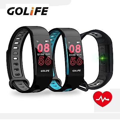GOLiFE Care 3 藍牙智慧全彩觸控心率手環~速