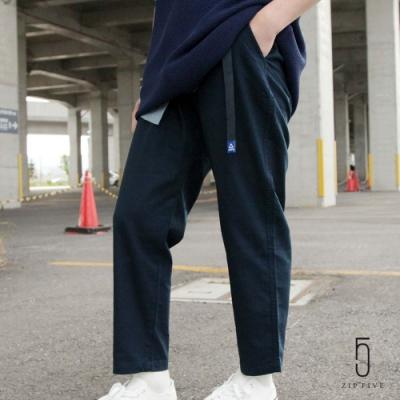 ZIP日本男裝 GERRY棉麻錐形褲(4色)