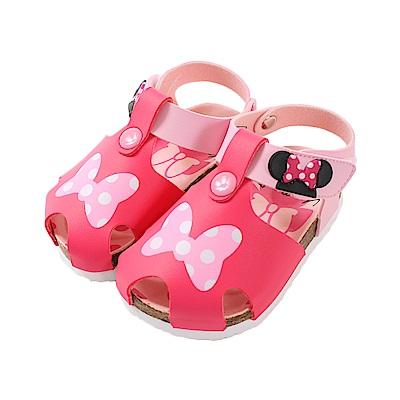 迪士尼米妮小公主涼鞋 sk0678 魔法Baby