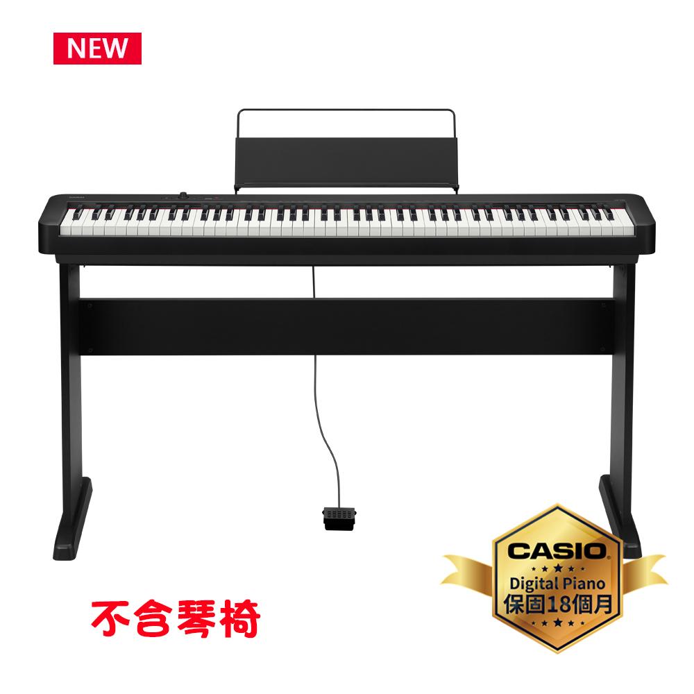 CASIO 卡西歐原廠數位鋼琴CDP-S100(直營獨家) @ Y!購物