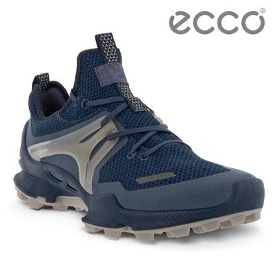 ECCO BIOM C-TRAIL M 縱橫越野健步運動鞋 男鞋 深藍色