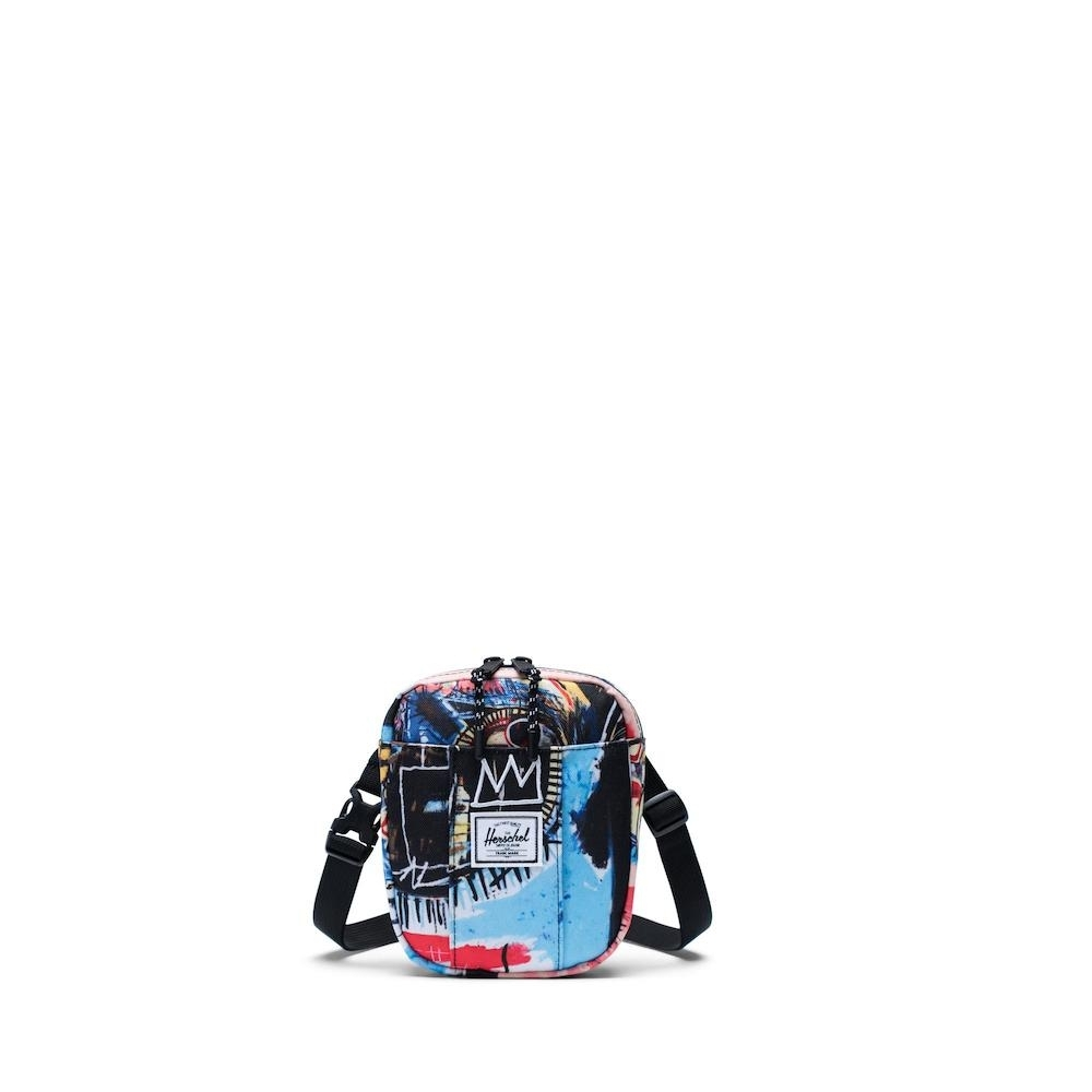 Cruz斜背包-Basquiat