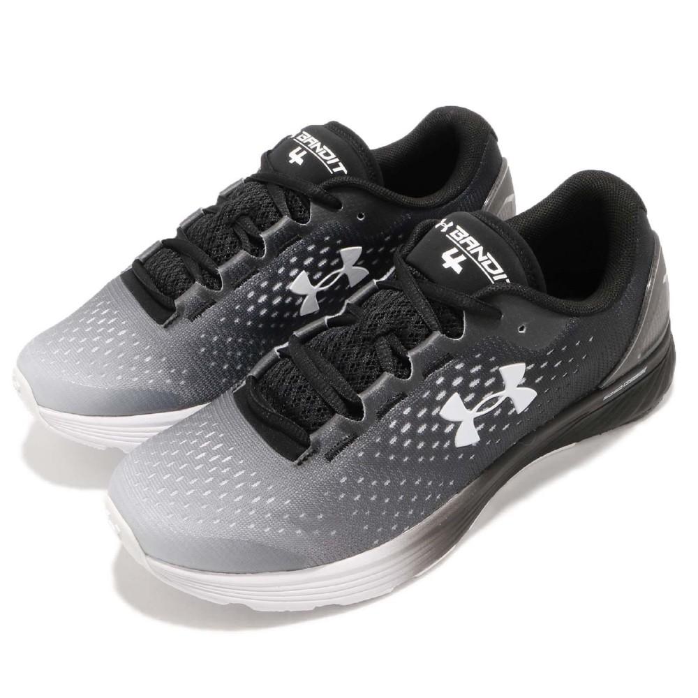 UA 慢跑鞋 Bandit 低筒 運動 女鞋