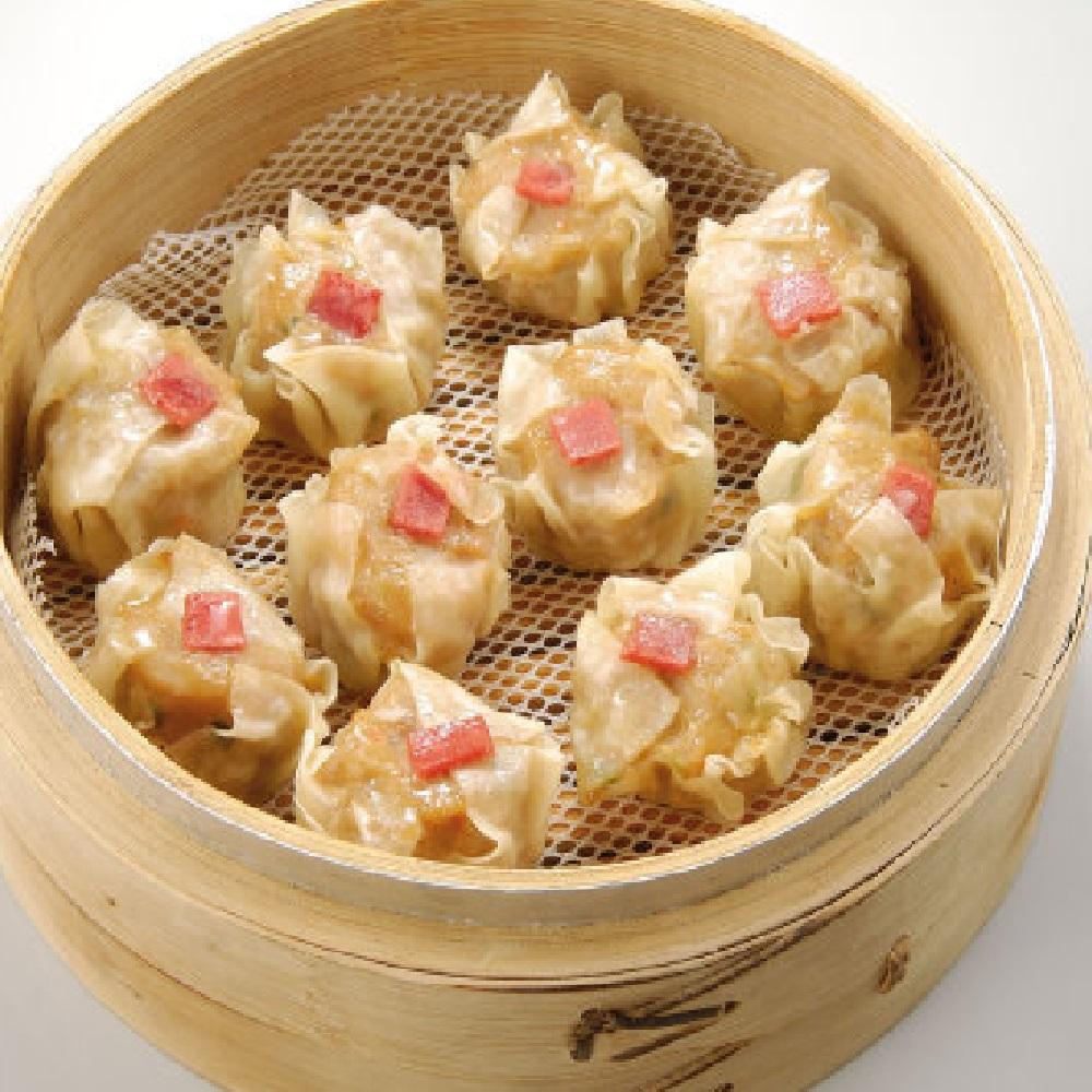 禎祥食品 火腿燒賣(30粒/包,共2包)