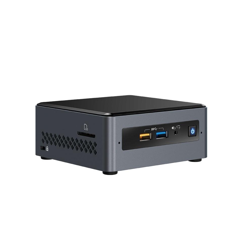 Intel NUC平台賽揚雙核{沙場烈士} 迷你電腦(J4005/960G SSD)