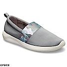 Crocs 卡駱馳 (女鞋) 女士LiteRide圖紋便鞋 205374-0E9
