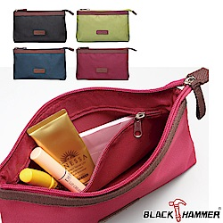 BLACK HAMMER 旅行收納包-黑