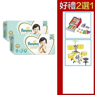 (2箱組合)幫寶適 一級幫 紙尿褲/尿布 (M) 52片X4包_日本原裝/箱