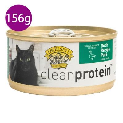 DR.ELSEY S 單一動物性蛋白鴨肉獸醫食譜頂級主食貓罐156g/罐