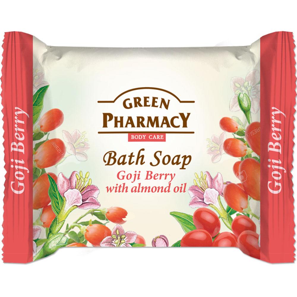 Green Pharmacy 草本肌曜 枸杞&甜杏仁緊膚皂 100g @ Y!購物