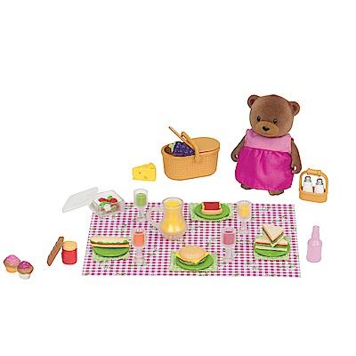 Lil Woodzeez 橡菓精靈 晴朗野餐日
