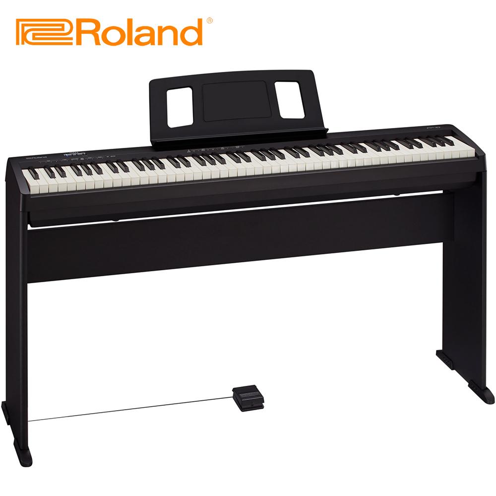 ROLAND FP-10 88鍵電鋼琴 (含琴架踏板琴椅組)