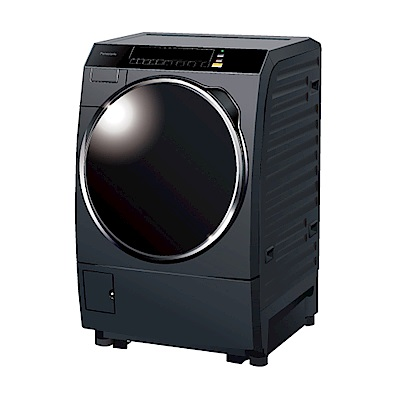 Panasonic國際牌14KG變頻滾筒洗脫烘洗衣機 NA-V158DDH/G(晶燦銀)
