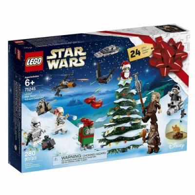 樂高LEGO 星際大戰系列 - LT75245 聖誕驚喜曆