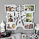 TROMSO 雲端鐵塔優雅白6框組 product thumbnail 1