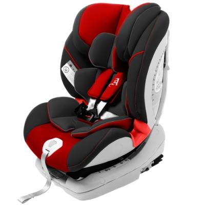 (結帳享88折)【Cozy n safe】安可仕 isofix 0-12歲成長型汽車安全座椅 圓桌武士系列(3色可選)