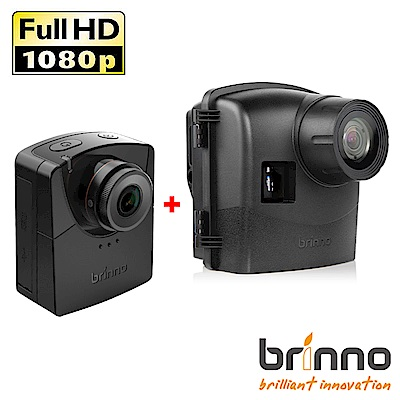brinno TLC2000 縮時攝影相機 + ATH2000 防水電能盒