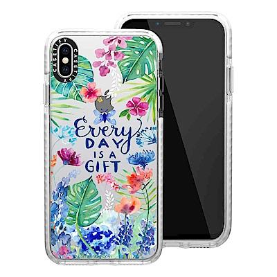 Casetify iPhone XS Max 耐衝擊保護殼-樂活
