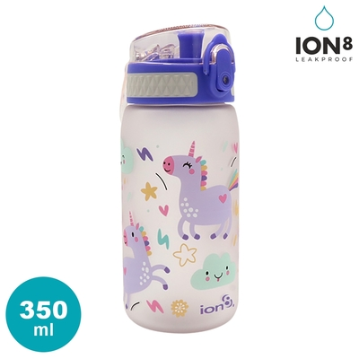 ION8 Pod 運動休閒水壺 I8350 / Unicorns紫