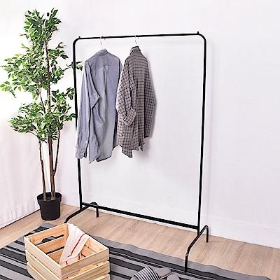 凱堡 ㄇ型簡約掛衣架/曬衣架(2色)