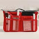 E.City_手提式雙拉鍊加厚包中包收納包媽咪包多用包