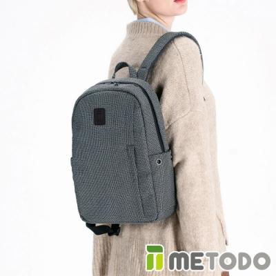 【METODO防盜包】Backpack M 不怕割後背包/休閒旅遊包TSL-601黑