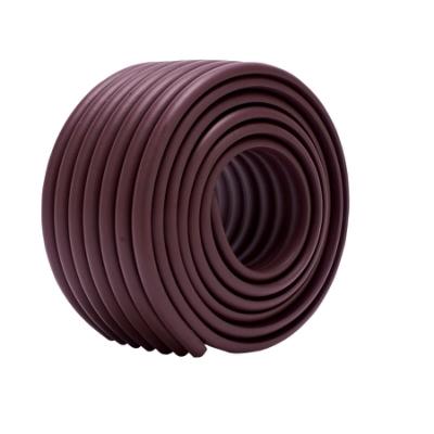 YoDa DIY多功能泡棉防撞條包覆款-咖啡色