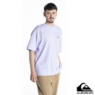 【QUIKSILVER】YARD ROCK ST T恤 紫色