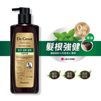 Dr.Groot 養髮秘帖洗髮精(控油蓬鬆髮)400ml