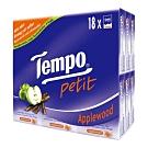 Tempo紙手帕-蘋果木 7抽x18包x20組/箱