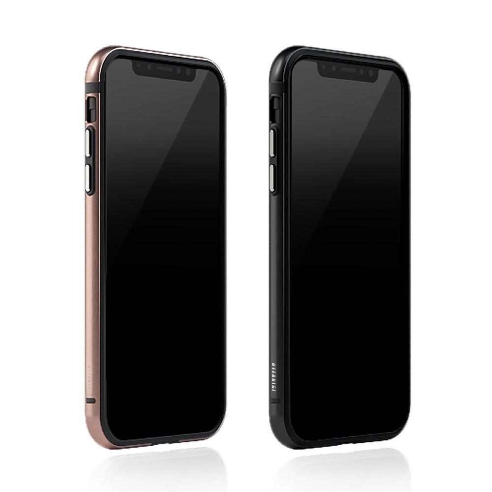 OVERDIGI iPhone 11 鋁合金邊框減震防撞二用殼