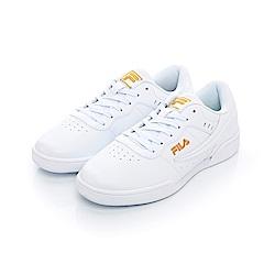 FILA 中性復古運動鞋-白金 4-J327T-119