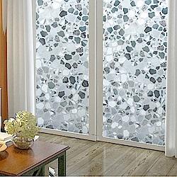 半島良品 無膠玻璃靜電貼-折光石45x200cm