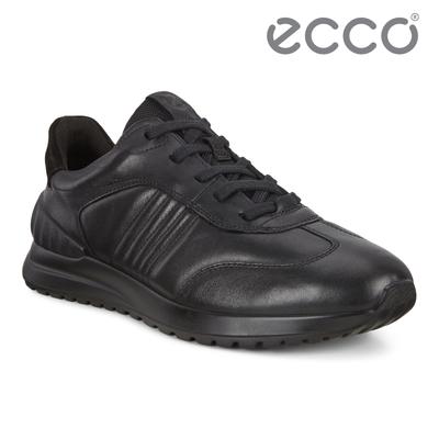 ECCO ASTIR LITE 雅躍輕巧運動休閒鞋 男鞋 黑色