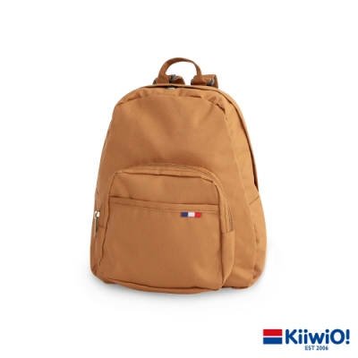 Kiiwi O! 極輕尼龍系列 休閒後背包 JEWEL 暗橘