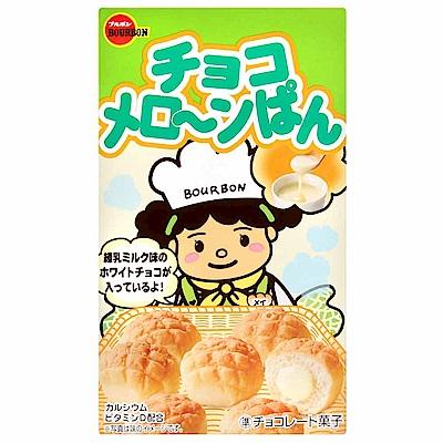 Bourbon北日本 波蘿麵包餅乾(43g)