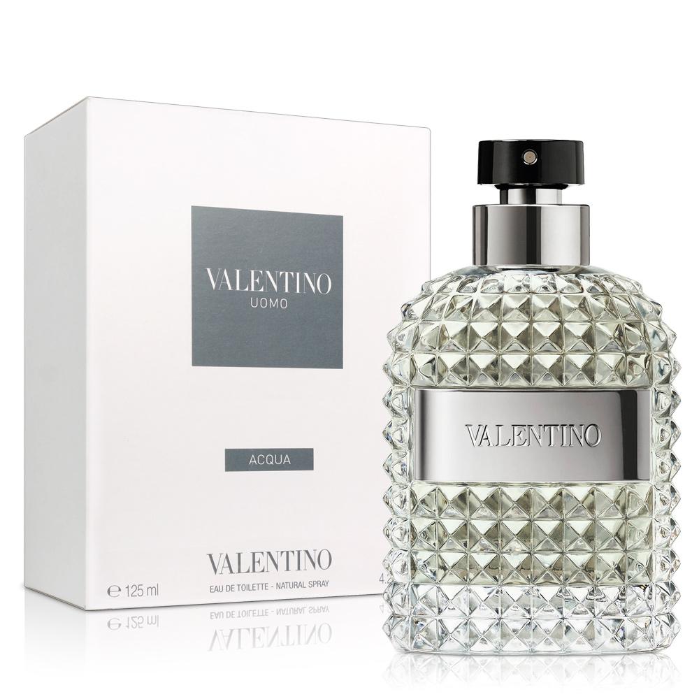 VALENTINO Uomo 迷漾男性淡香水125ml-Tester