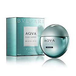 BVLGARI AQVA 寶格麗 沁涼海洋能量男性淡香水 100ml