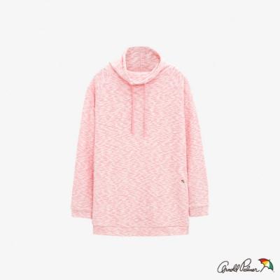 Arnold Palmer -女裝-鬆糕領寬鬆上衣-粉色