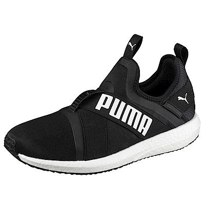 PUMA-Mega NRGY X 男性慢跑運動鞋-黑色