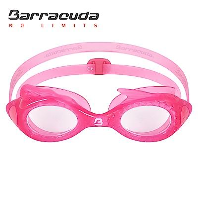 巴洛酷達 兒童防霧泳鏡 Barracuda little mermaid #13220