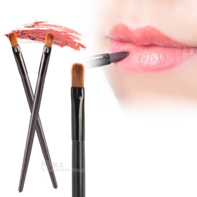 拋棄式口紅 眼影刷唇刷眉 化妝 彩妝唇筆刷-超值10入贈眼影刷 kiret
