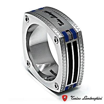 藍寶堅尼CORSA Blue Ring 戒指(美國戒圍8~12可挑)