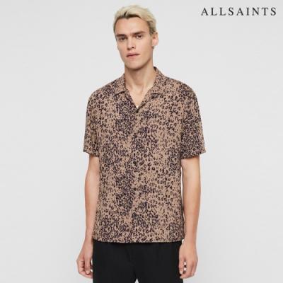 ALLSAINTS PATCH 短袖襯衫