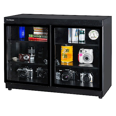 【寶藏閣】GH- 160 W全自動電子防潮箱