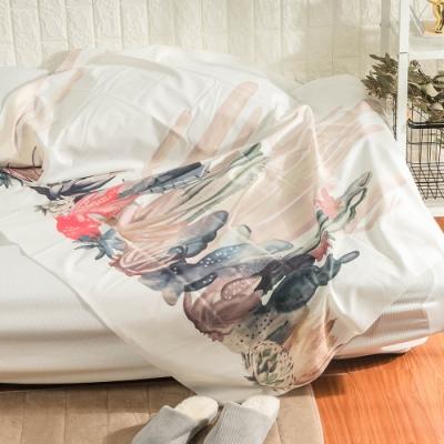 樂嫚妮 裝飾掛毯/掛布/門簾/桌巾-仙人掌 150X130cm