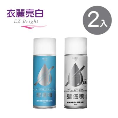 【衣麗亮白】壁癌救星防水噴霧 壁癌噴 2入組 (兩款可選)