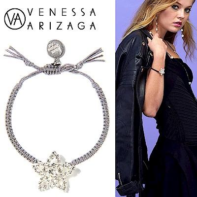 Venessa Arizaga Shining Star 水晶星星手鍊 銀色沙灘手鍊